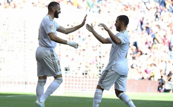 Hazard: 'Benzema dünyanın en iyisi'