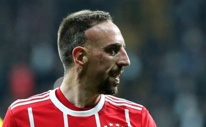 Franck Ribery adım adım Fioretina'ya!