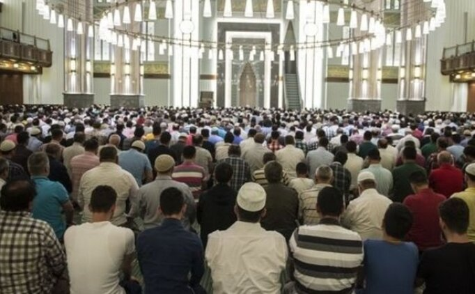 Ankara'da 21 Haziran Cuma Cuma namazı saat kaçta? Ankara Cuma Namazı saatleri ilçelere göre