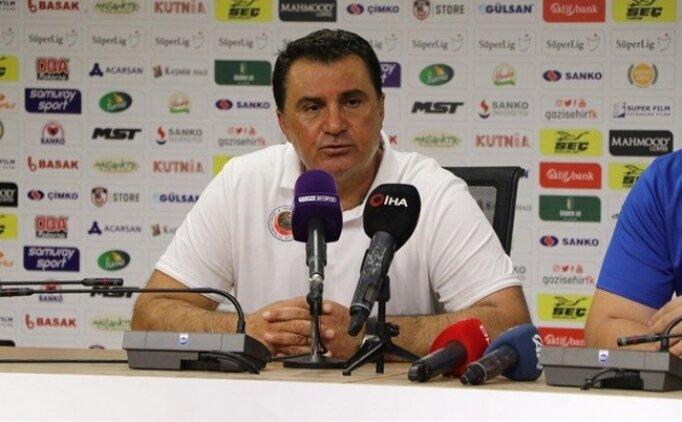 Mustafa Kaplan: 'Kazanacağımız bir maçtı'