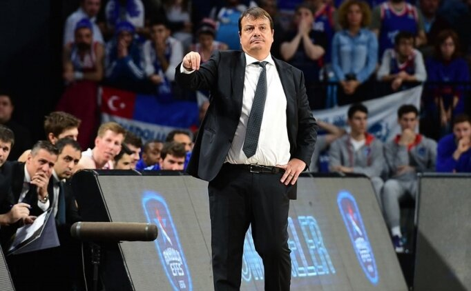 Ergin Ataman: 'Net bir galibiyet aldık'