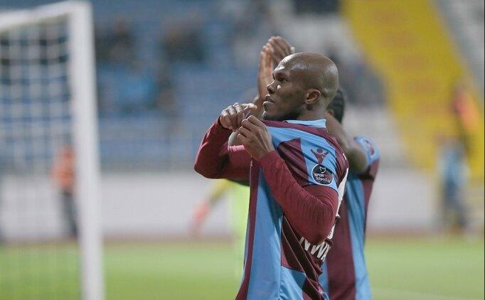 Nwakaeme, Beşiktaş'a bileniyor: 'Çok iyi oynayacağım'
