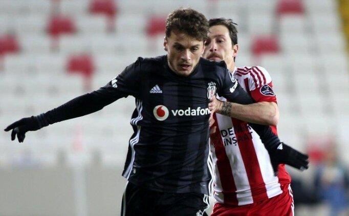 Sivasspor-Beşiktaş Muhtemel 11'ler