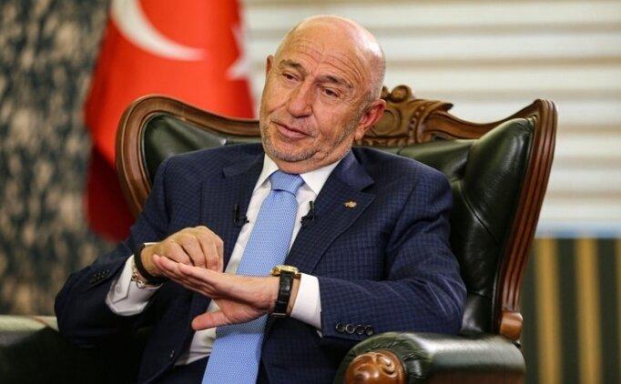 Nihat Özdemir: 'İnşallah Mehmetçik'i mutlu edeceğiz'