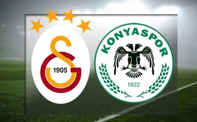 ÖZET İZLE : Galatasaray Konyaspor maçı golleri ve skoru