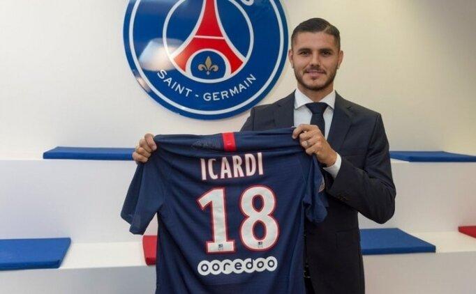 Mauro Icardi: 'Fransa'da zorluk yaşamam'