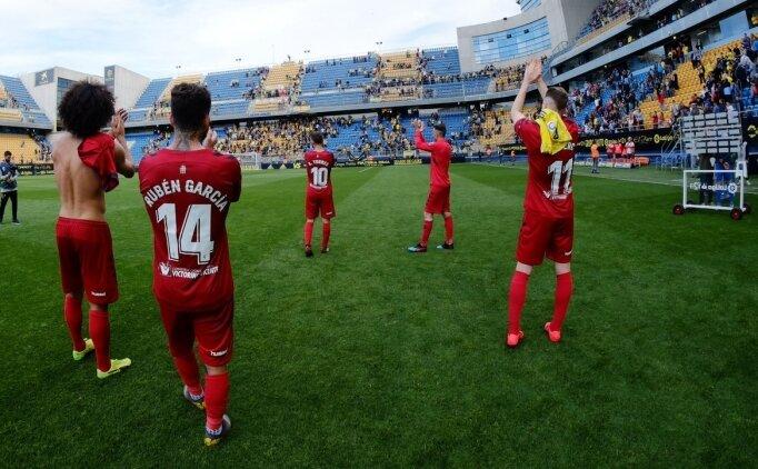 La Liga'ya yükselen ilk takım Osasuna!
