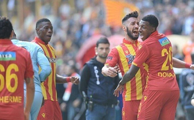 Sergen Yalçın'sız Malatyaspor, Fenerbahçe maçına hazır