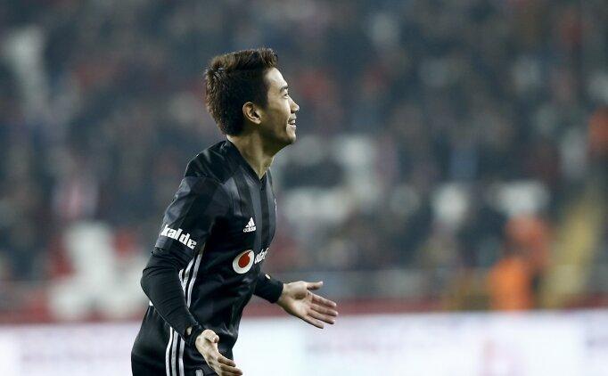 (beİN Sports) Antalyaspor 2-6 Beşiktaş maçı özeti , Kagawa golleri izle