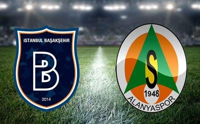 Başakşehir 1-1 Alanyaspor maçı özeti izle, Başakşehir kötü bitirdi