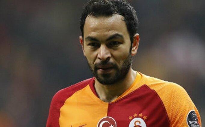 Selçuk İnan'dan kontrat sözleri: 'Galatasaray nasıl isterse...'