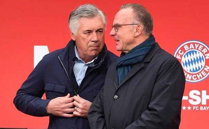Rummenigge: 'Ancelotti'yi gönderirken ağlayacaktım'