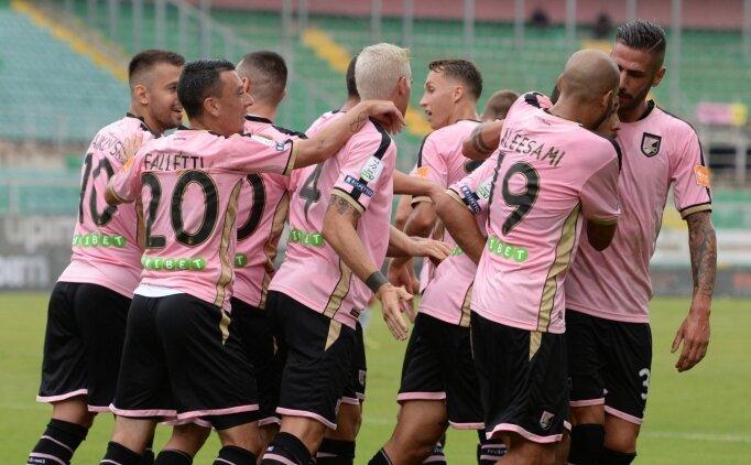 Palemo, Serie C'ye düşürüldü!
