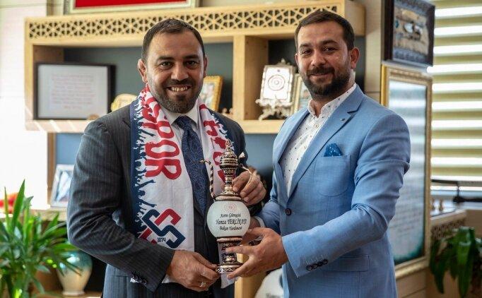 BAL ekibi Çankırıspor'da Ziraat Türkiye Kupası heyecanı