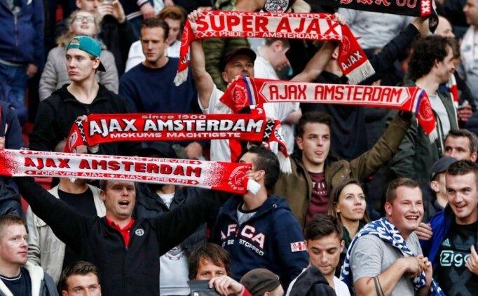 Juventus-Ajax maçı öncesi taraftarlar sınır dışı!