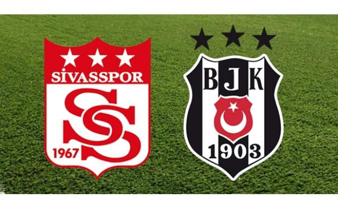 Sivasspor Beşiktaş GENİŞ özet izle, Sivasspor Beşiktaş kaç kaç bitti?