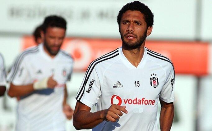 Elneny, Gazişehir maçını bekliyor