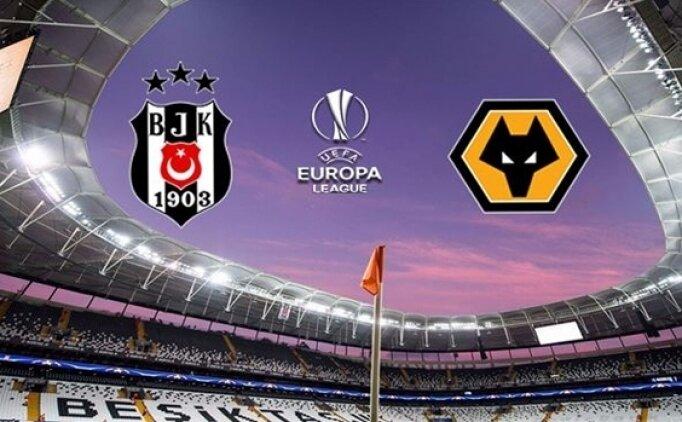 Beşiktaş Wolverhampton ÖZET İZLE, Wolverhampton Beşiktaş maçı skoru