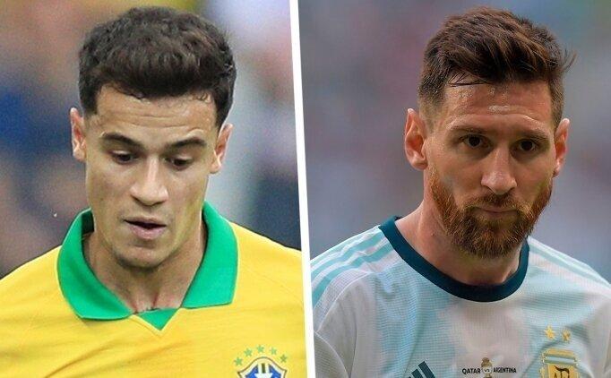 Brezilya Arjantin maçı canlı hangi kanalda saat kaçta?