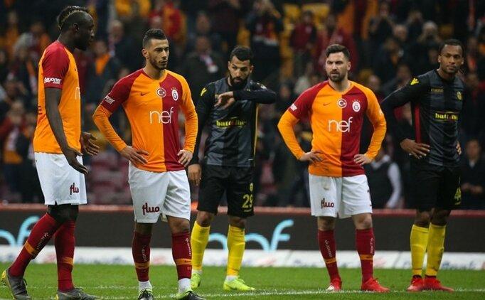 Galatasaray'ın Diagne ve Belhanda planı!