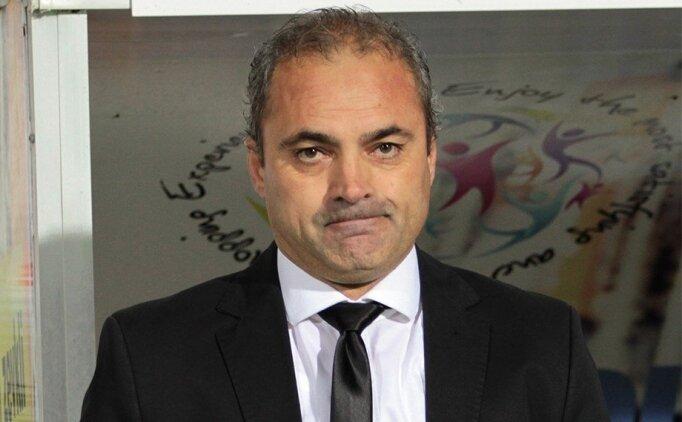 Giresunspor'da teknik direktör Sözeri ile yollar ayrıldı