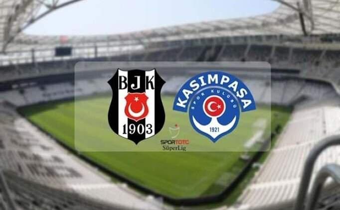 Kasımpaşa Beşiktaş maçı golleri izle, BJK Kasımpaşa özeti