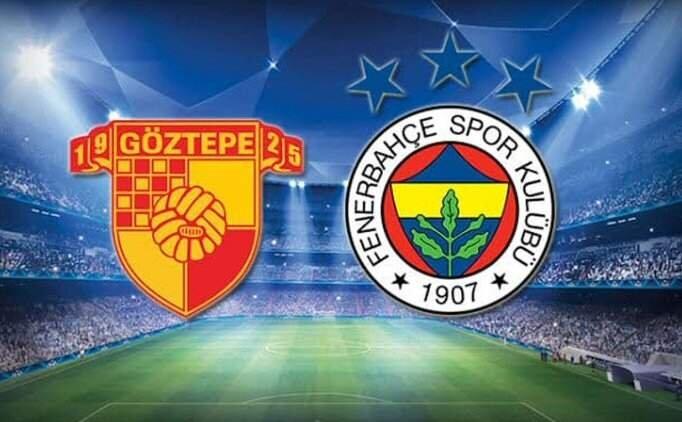 ÖZET izle: Göztepe Fenerbahçe golleri izle, FB maçı kaç kaç bitti?