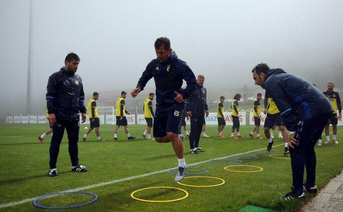 Fenerbahçe ilk hazırlık maçını Boluspor ile yapacak