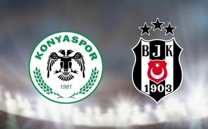 Özet izle, Konyaspor BJK maçı goü izle, Beşiktaş maçı kaç kaç bitti?