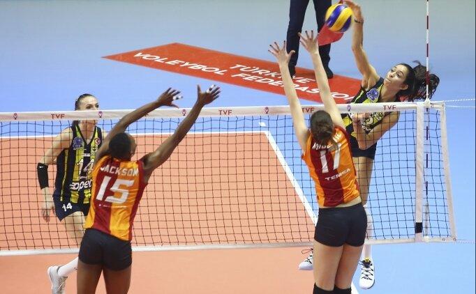 Filede üçüncülük derbisi: Galatasaray - Fenerbahçe