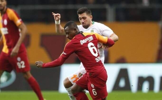 Galatasaray 1-0 Alanyaspor MAÇI ÖZET (bein sports)