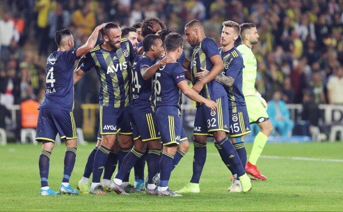 'Füzeci Fenerbahçe' Avrupa'da ilk 3'e girdi