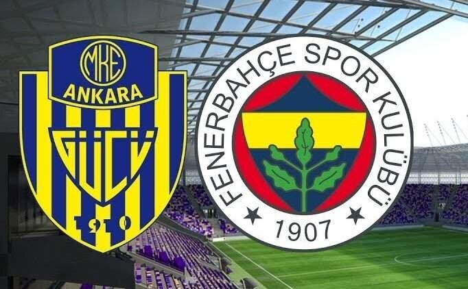 Ankaragücü Fenerbahçe maçı özet izle(bein sports)