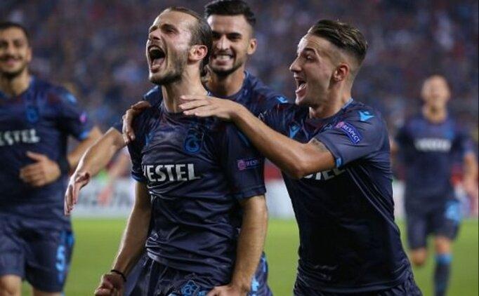 Trabzonspor'da rota Brezilya'ya çevirildi