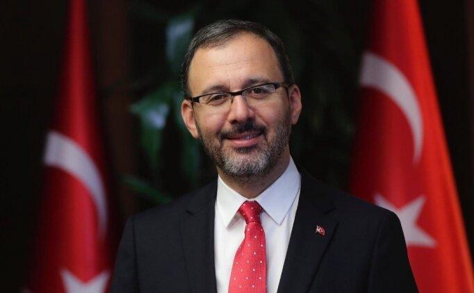 Bakan Kasapoğlu'ndan paralimpik atıcılara tebrik