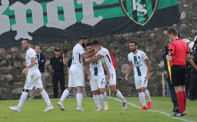 Kocaelispor'dan Mehmetçiğe destek
