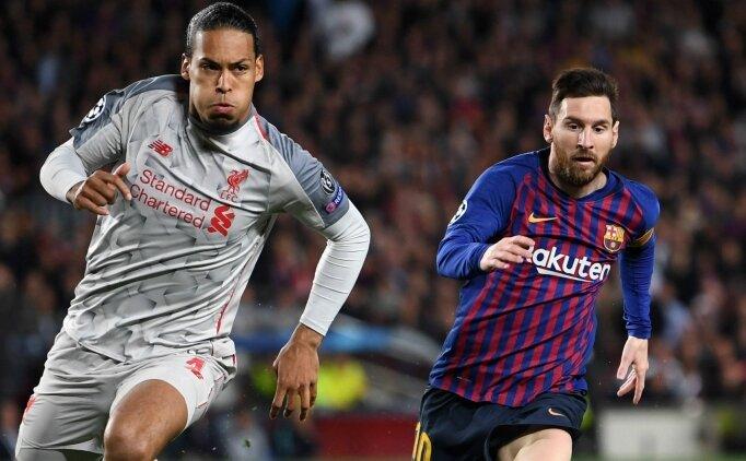 Lionel Messi'den Virgil Van Dijk itirafı