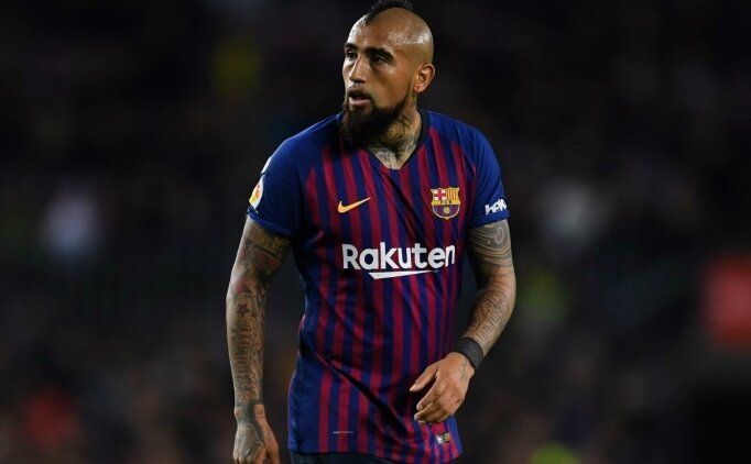 Arturo Vidal: 'Futbol bir savaştır'