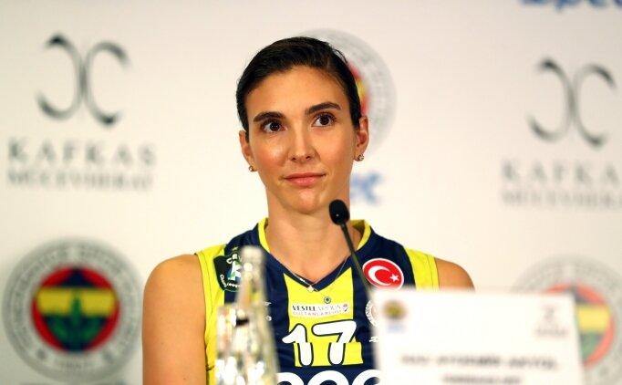 Naz Aydemir Akyol, yeniden şampiyonluklar yaşamak istiyor
