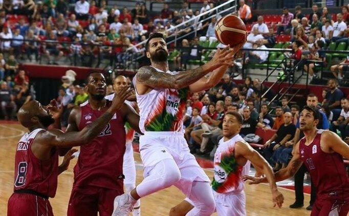 FIBA Erkekler Avrupa Kupası'nda grup müsabakaları başlıyor