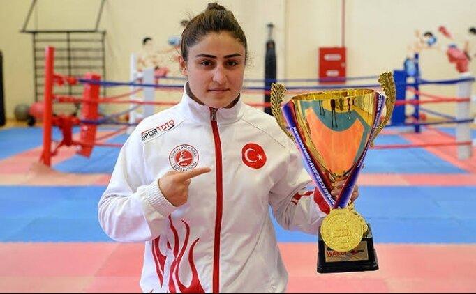 Çiğdem Kırvaç: ''Başarımı kahraman Mehmetçik'lerimize armağan ediyorum'