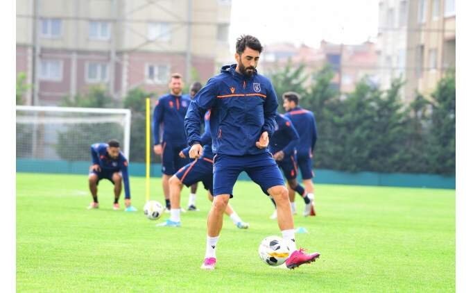 Medipol Başakşehir'de Wolfsberger maçı hazırlıkları sürüyor