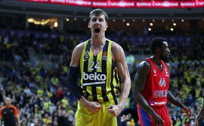 Fenerbahçe Beko'ya Vesely müjdesi! Geri döndü...