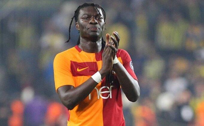 Gomis'ten Galatasaray için transfer telefonu