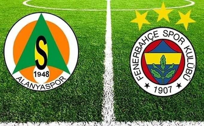Alanyaspor FB maçı özet izle, Alanyaspor Fenerbahçe maçı golleri