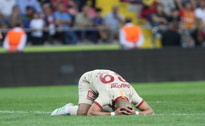 Bitmeyen tempo, Feghouli'yi yorgun düşürdü!