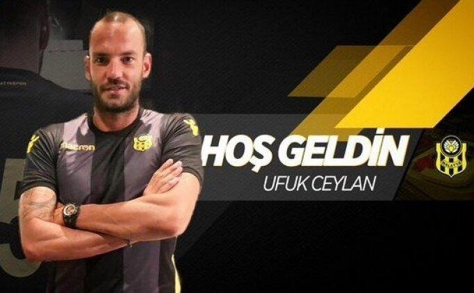 Yeni Malatyaspor, Ufuk Ceylan'ı transfer etti