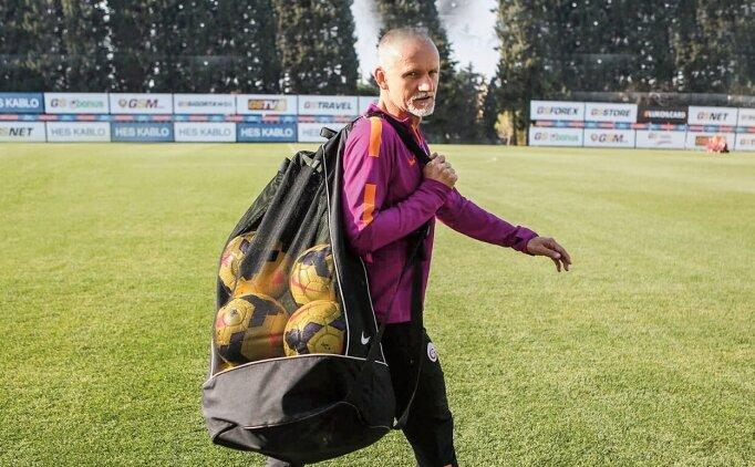 Galatasaray'da sürpriz ayrılık iddiası; Claudio Taffarel