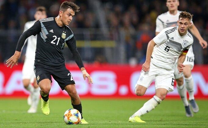 Almanya başladı, Arjantin bitirdi! 4 gol...