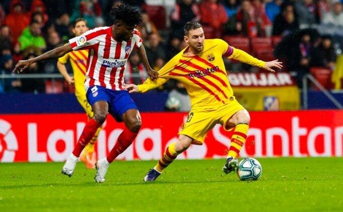 Lionel Messi yine attı, Barcelona zirvede kaldı!
